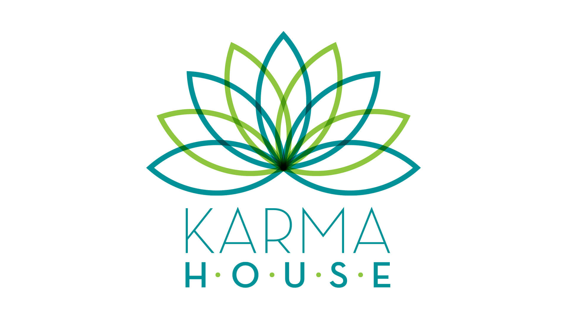 Logo karma house brian hill design for Karma home designs