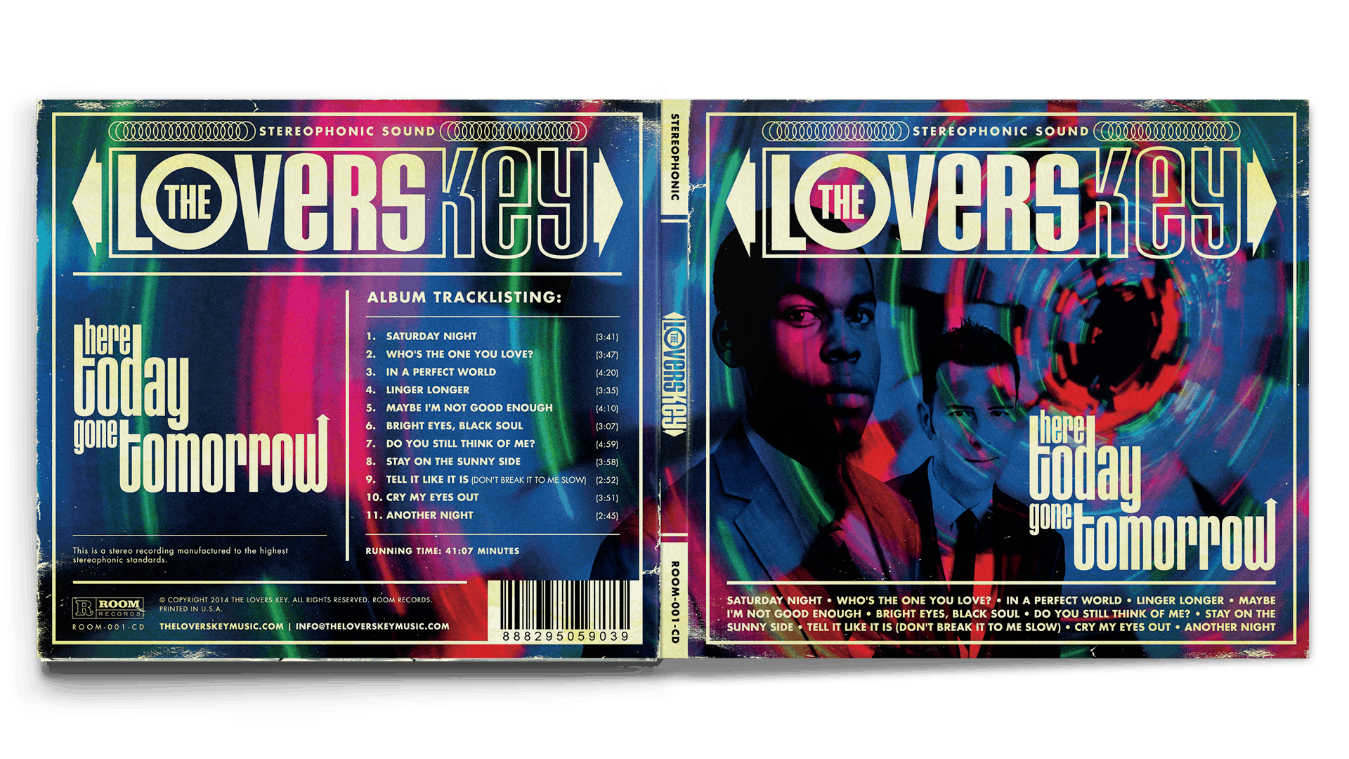 BRIAN HILL DESIGN: The Lovers Key
