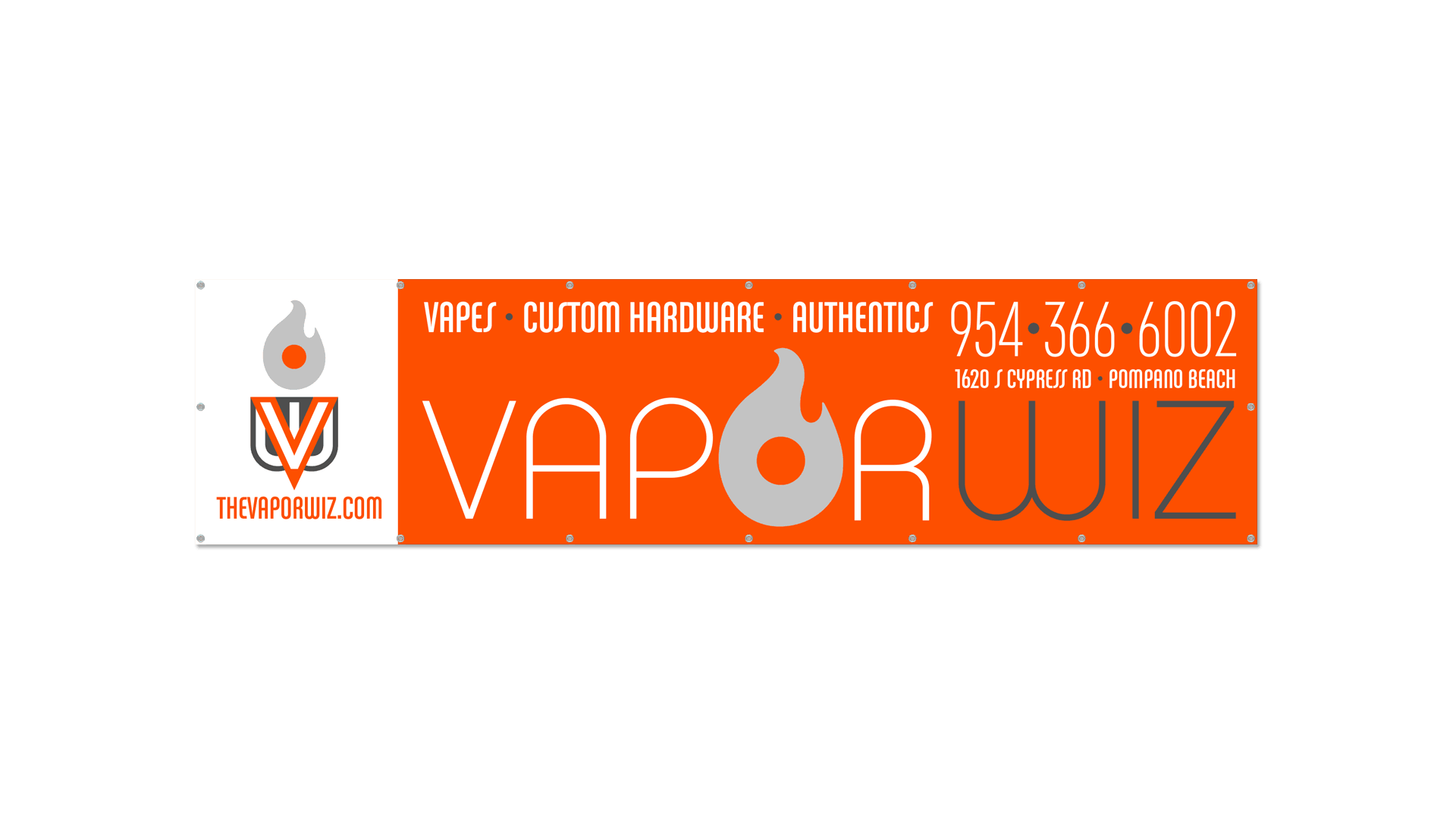 BRIAN HILL DESIGN: Vapor Wiz